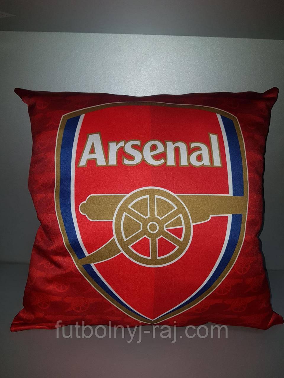 Подушка  ФК Арсенал Лондон