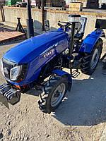 Трактор T244THT (24 л.с. ГУР, блокировка, 4+1)