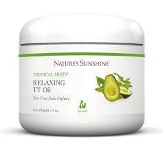Крем для суглобів Relaxing TT Oil знеболюючий крем з маслом чайного дерева.