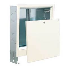 Шкаф под коллектор (врезной) ШКВ-05 965х675х120
