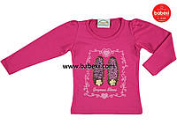 Нарядная детская кофта реглан туника для девочек с туфельками 9, 12 лет. Турция!!!