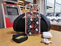Xiaomi Redmi 9A чехол силиконовый с рисунком ST4