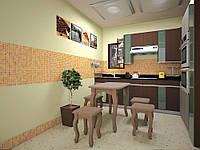 Кухонный стол с табуретками Гармония ТМ ТИС