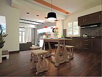 Кухонный стол с табуретками Реал ТМ ТИС