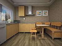 Кухонный уголок Стандарт ТМ ТИС