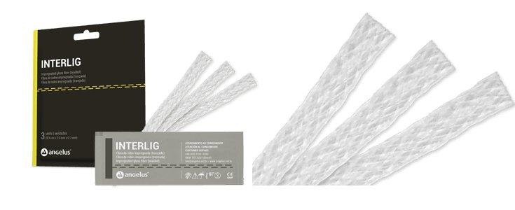 Интерлиг (Interlig) -скловолоконна стрічка для шинування