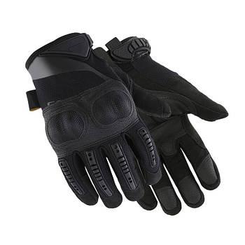 Перчатки тактические полнопалые Lesko E005 Black XL
