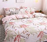 Двуспальный комплект постельного белья с компаньоном S451, фото 2