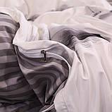 Двоспальний комплект постільної білизни з компаньйоном S454, фото 4