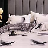 Семейный комплект постельного белья с компаньоном S454, фото 2
