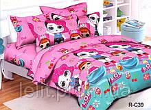Комплект постельного белья R-C39