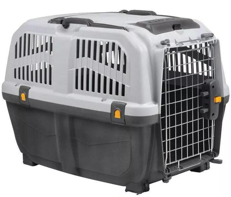 Переноска пластиковаяСКУДО 5 SKUDO 5 IATA для собак весом до 35 кг, 79 * 58,5 * 65 см