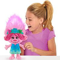 Интерактивная кукла Розочка Color Poppin' Poppy Trolls World Tour
