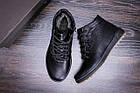 Кожаные мужские зимние ботинки Е-series New Line Кожаные мужские ботинки Харьковская обувь, фото 8