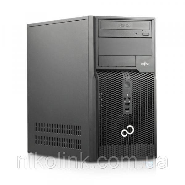 Системный блок Fujitsu Esprimo P400 Tower - Б/У (Без-CPU s1155 / Без-RAM / Без-HDD/SSD)