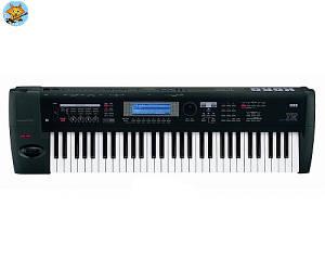 Профессиональная рабочая станция с секвенсором Korg TR61 61 клавиша