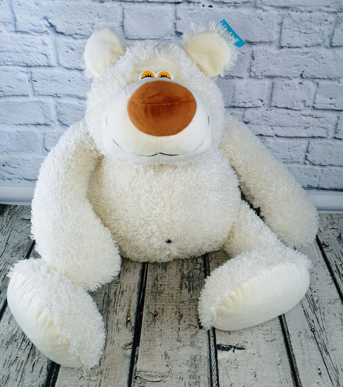 Мягкая игрушка Медведь Шалун 348+++ Чайка Украина