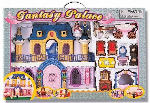 Игровой набор Keenway Дворец