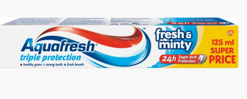 Зубная паста Aquafresh