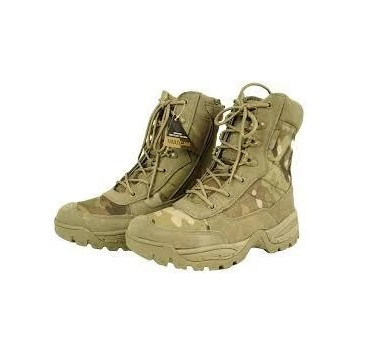Берцы Mil-tec Tactical Boot Multicam