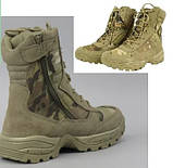 Берцы Mil-tec Tactical Boot Multicam, фото 2