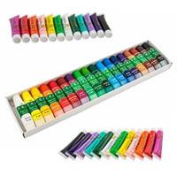 Набор акриловых красок для рисования Global,