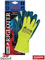 Рабочие перчатки утепленные RIGLOTER YN
