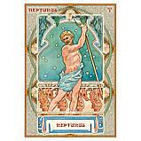 Карты Astrological Oracle Cards (Астрологический Оракул), фото 4