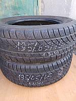Зимові шини б/у Marshal I'Zen KW15 195 65 R15 (пара) легковые зимнии шины б/у с Германии