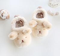 Тапочки игрушки Собачки, маломерят, фото 1