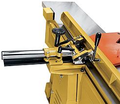 PJ-1285 Фуговальный станок эл./Мер.-400В, 3,5/2,2 кВт JET (Powermatic) струг.вал Ø=96 мм, 3 ножа, фото 3