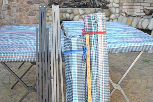 Торговый раскладной стол 1.5 метра, фото 2