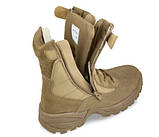 Ботинки Mil-tec Coyote Tactical Boots Two-Zip, фото 2