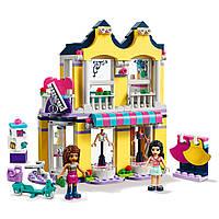 Конструктор LEGO® Friends Модный бутик Эммы, 343 элемента, «LEGO» (41427), фото 1
