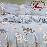 Постельное белье Семейный комплект | Постельное белье с фланели два пододеяльника. Якісна постільна білизна