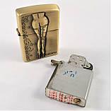 Подарочный Набор 3 в 1 ( Зажигалка ZIPPO Бензиновая, Мундштук  и Бензин для заправки ), фото 7