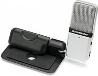 USB микрофон Samson Go Mic для компьютера и ноутбука