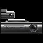 Автомобильный видеорегистратор DDPai X2S Pro H264 Ultra HD Omnivision OV4689 HUAWEI Hi3516CHD угол обзора 140°, фото 3