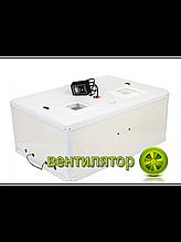 """Інкубатор для яєць """"Курочка Ряба"""" ІБ-100 з механічним переворотом,вентилятор,цифровий терморегулятор"""