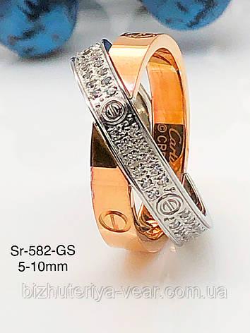 Кольцо Sr-582(6,7,8,9), фото 2