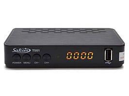 Цифровой ресивер Satcom T501 T2