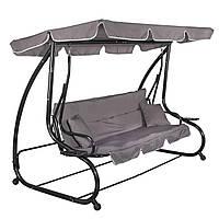 Качели-диван садовые с навесом для отдыха Springos Linda SKL41-277713