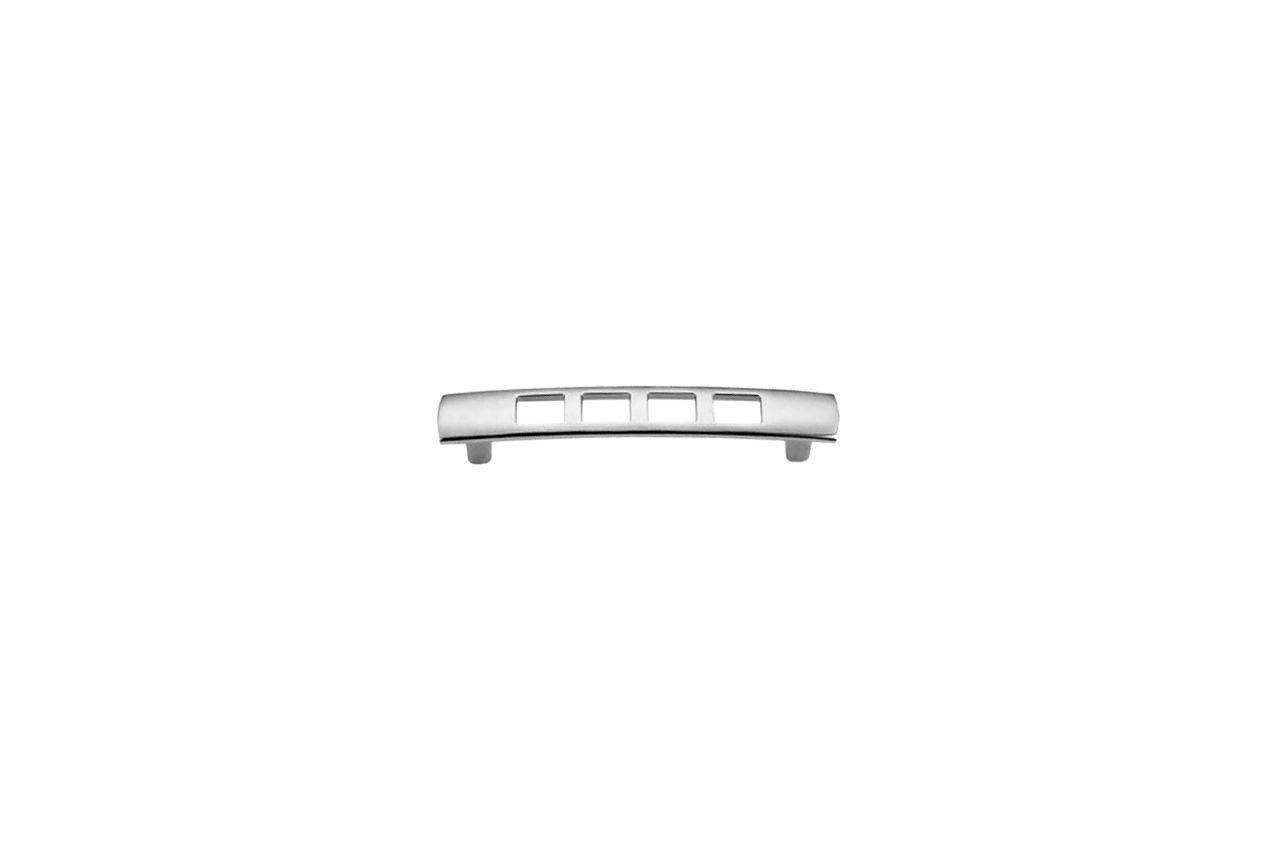 Ручка мебельная FZB - 96 мм 1010B CP
