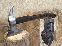 Бородатый топор, топор викингов, столярные изделия из дерева, охотничий топор, гравированный топор