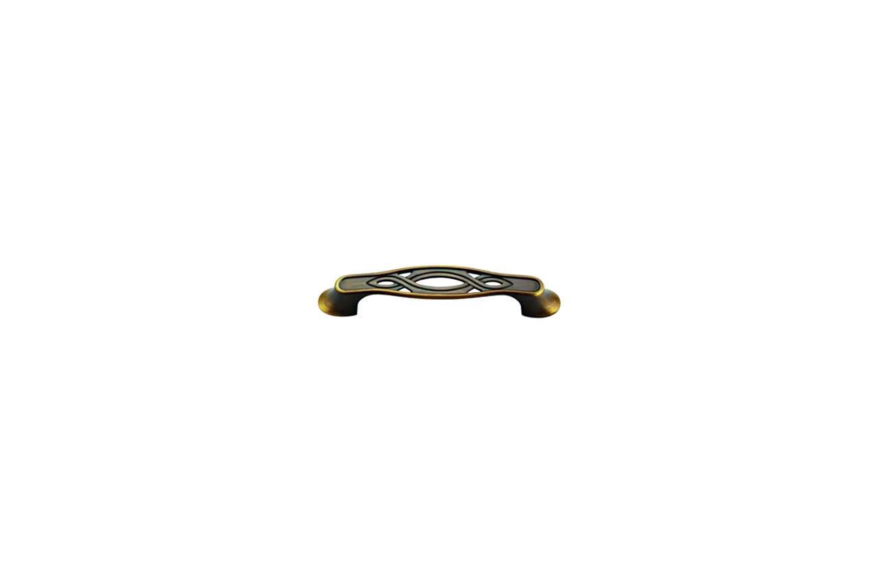 Ручка мебельная FZB - 128 мм 1159 MAB