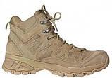 Ботинки тактические демисезонные Mil-Tec Squad Boots 5 Inch coyote, фото 2
