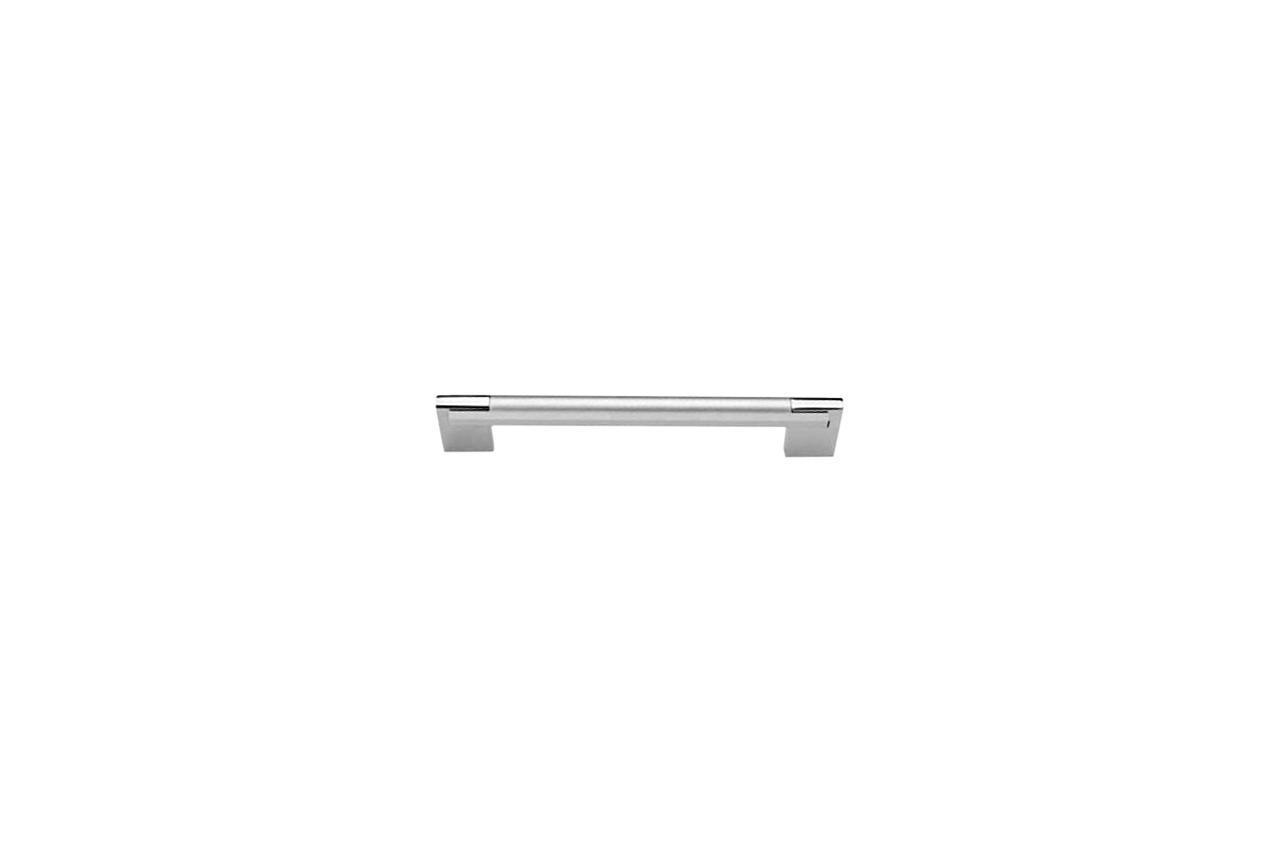 Ручка мебельная FZB - 160 мм ky33031508 CP/Yelow