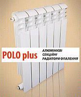 Алюминиевый радиатор отопления Tianrun POLO plus 80 х 80 х 570