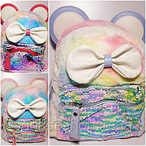 Рюкзак для девочки Микки, фото 2