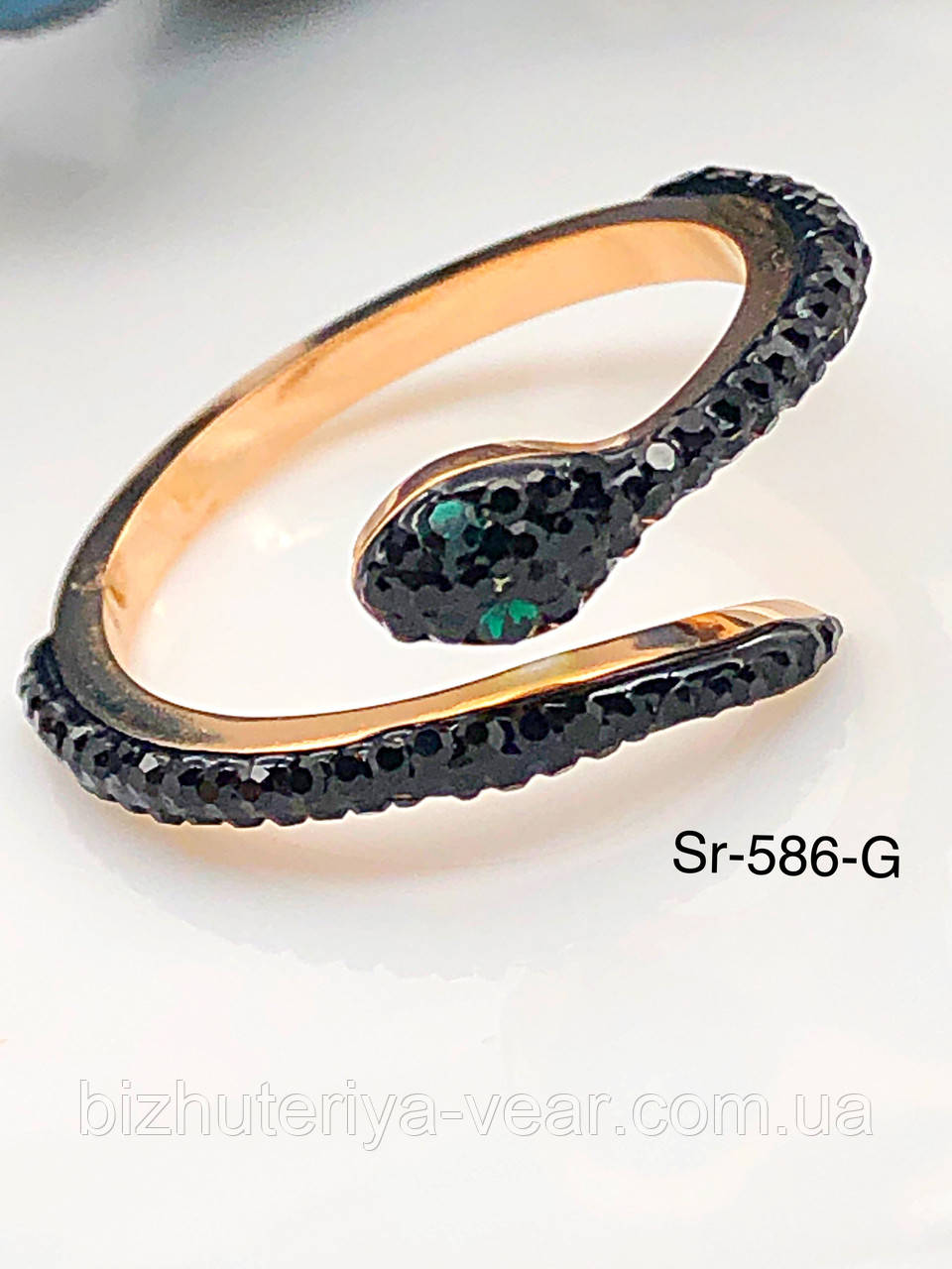 Кольцо Sr-586-(6,7,8,9,)